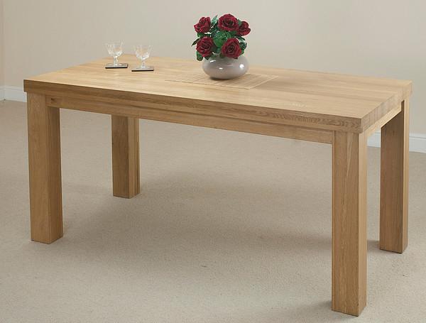Маса масивна дъб - КОНАС ООД  - производство на  мебели от масив, дървен материал и дървен материал за строителството
