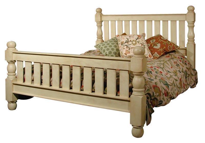 Спалня от чам бяла - КОНАС ООД  - производство на  мебели от масив, дървен материал и дървен материал за строителството