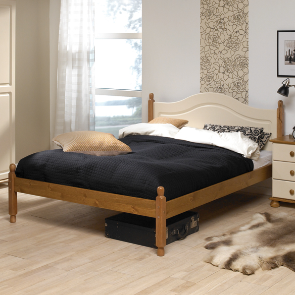 Спалня от чам - КОНАС ООД  - производство на  мебели от масив, дървен материал и дървен материал за строителството