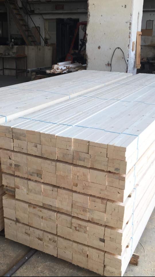 ЛЕТВИ 4.5/4,5/400 СМ - СУХИ  - КОНАС ООД  - производство на  мебели от масив, дървен материал и дървен материал за строителството