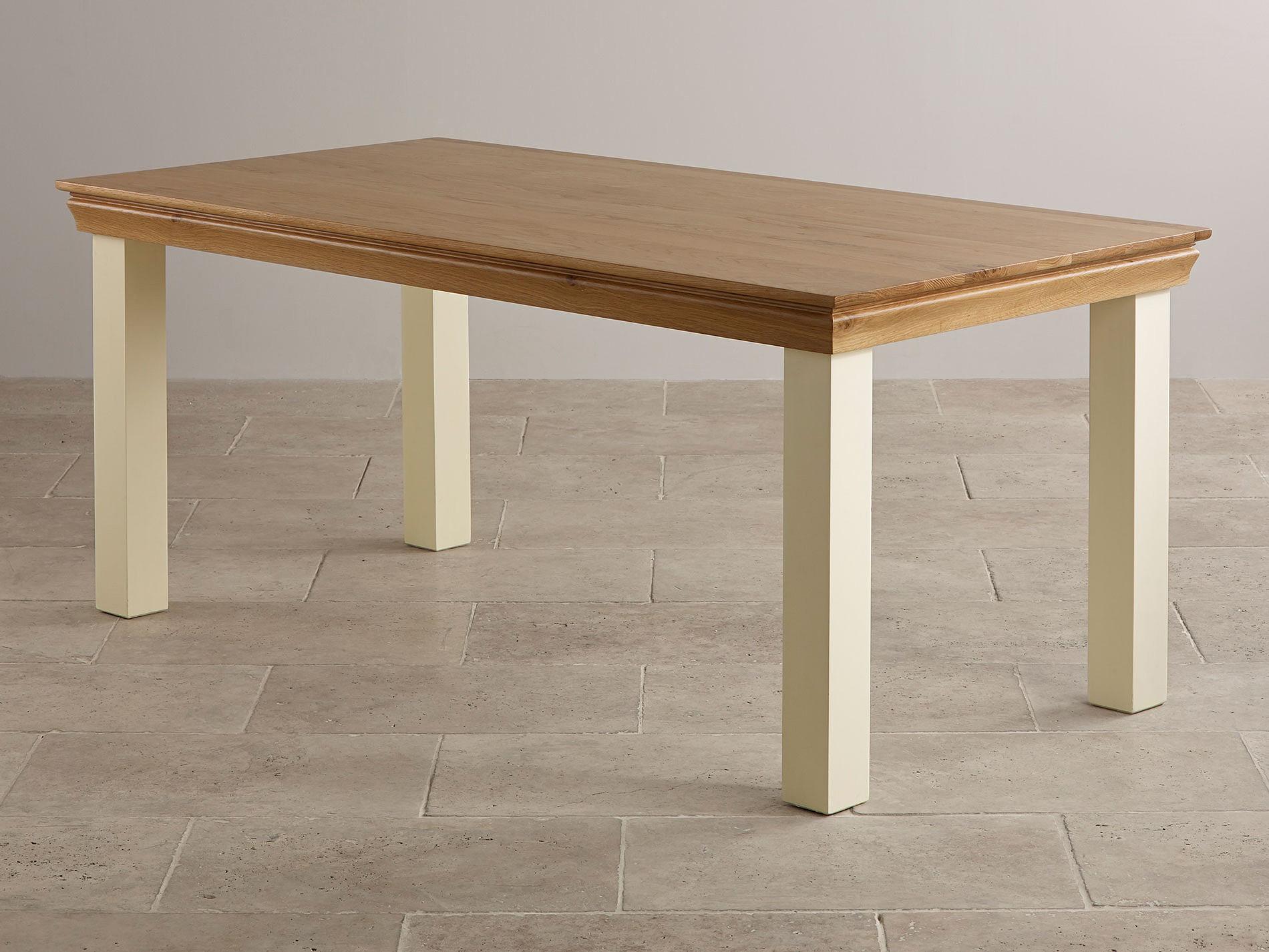 Маса дъб  - КОНАС ООД  - производство на  мебели от масив, дървен материал и дървен материал за строителството