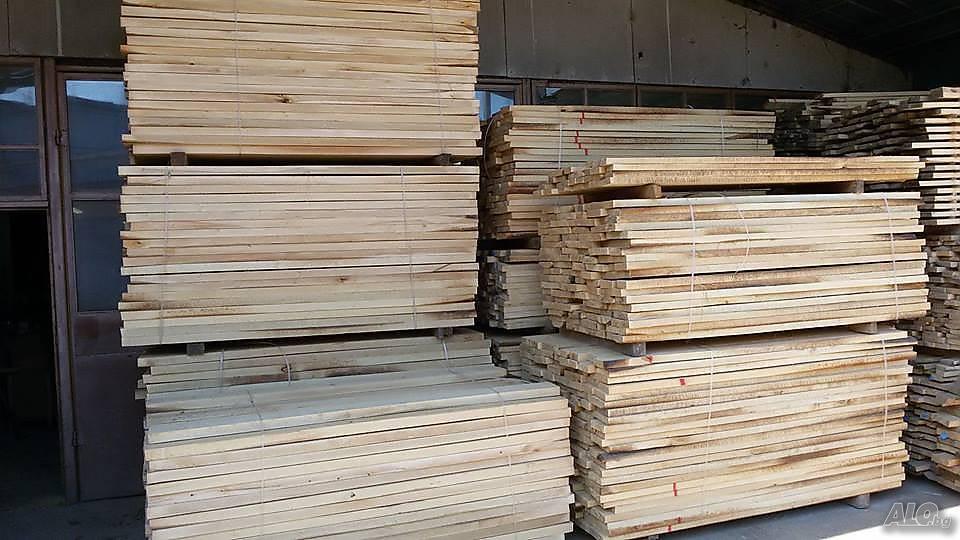ТАЛПИ 5 СМ ЛИПА - КОНАС ООД  - производство на  мебели от масив, дървен материал и дървен материал за строителството