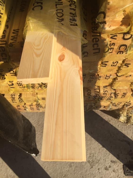 ДЮШЕМЕ 11,6/2,6/400 СМ - РУСКО - КОНАС ООД  - производство на  мебели от масив, дървен материал и дървен материал за строителството