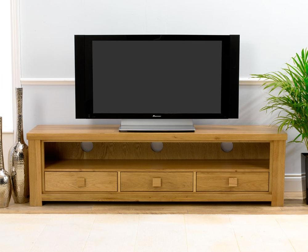 ТВ - шкаф дъб  - КОНАС ООД  - производство на  мебели от масив, дървен материал и дървен материал за строителството