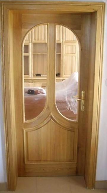 Масивна врата дъб - КОНАС ООД  - производство на  мебели от масив, дървен материал и дървен материал за строителството