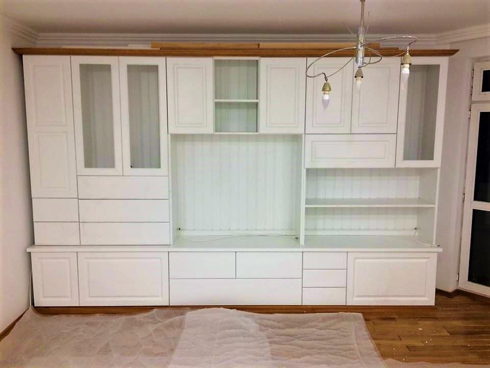 СЕКЦИЯ - КОНАС ООД  - производство на  мебели от масив, дървен материал и дървен материал за строителството