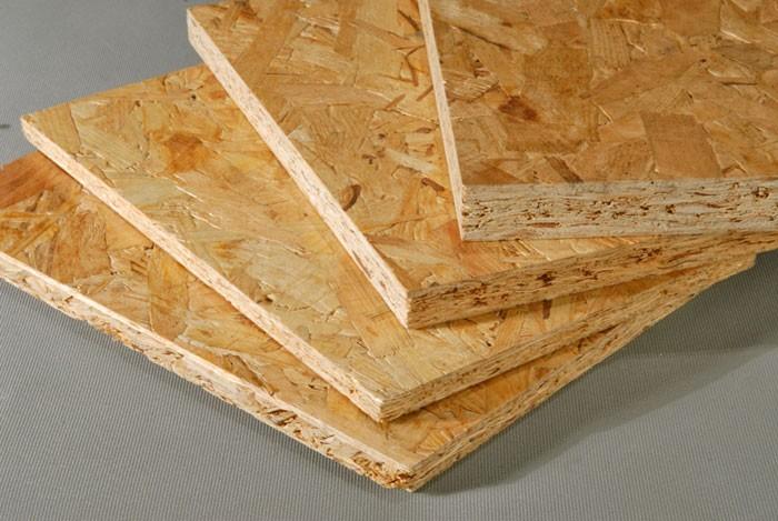 OSB 9мм  2,44/1,22-2-ка - КОНАС ООД  - производство на  мебели от масив, дървен материал и дървен материал за строителството