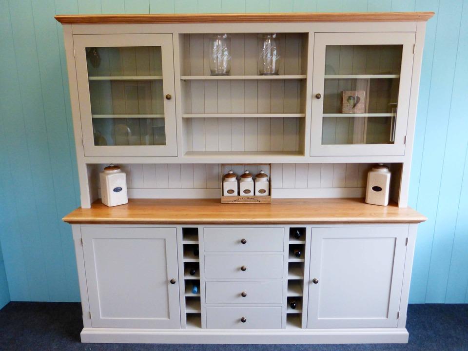 БЮФЕТ БЯЛ - КОНАС ООД  - производство на  мебели от масив, дървен материал и дървен материал за строителството